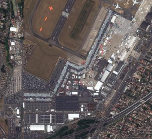 Your Imagery Work Break – 2017 Paris Air Show - Apollo Mapping