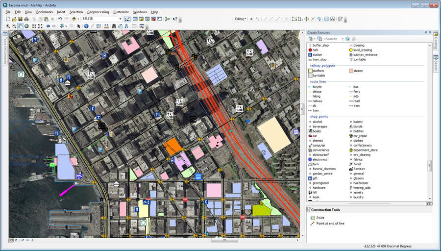 Free For All - OpenStreetMap
