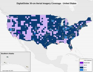 DG Aerial - USA Coverage Map - 6-18-2013